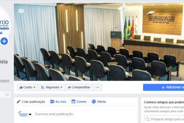 O SINDICOMÉRCIO agora está no Facebook!